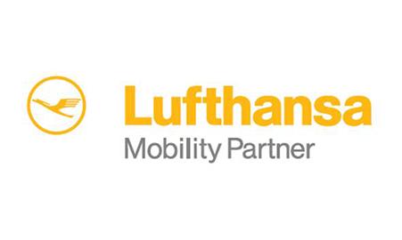 Die Lufthansa ist Partner der MCLINIC